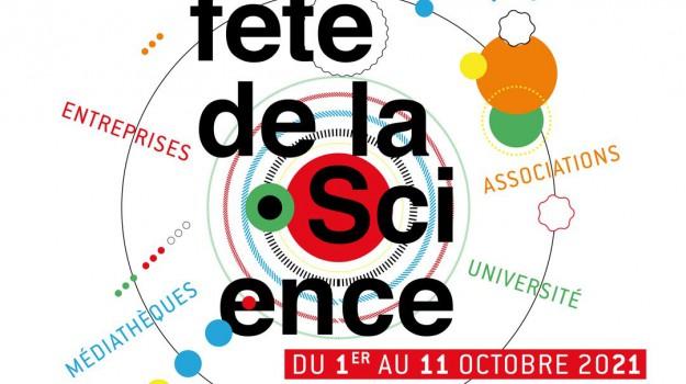 affiche fete science 2021