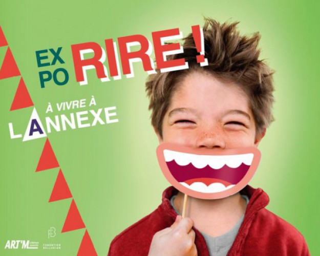 exposition rire 2021