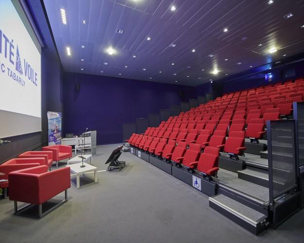 location espaces auditorium lorient cite voile