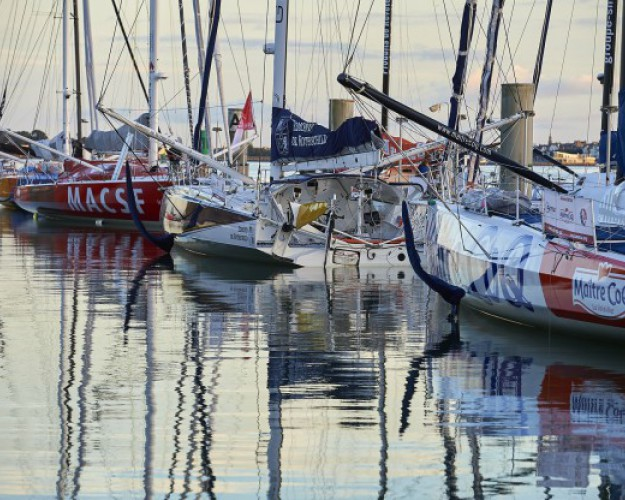 pole course au large bateaux cite voile lorient